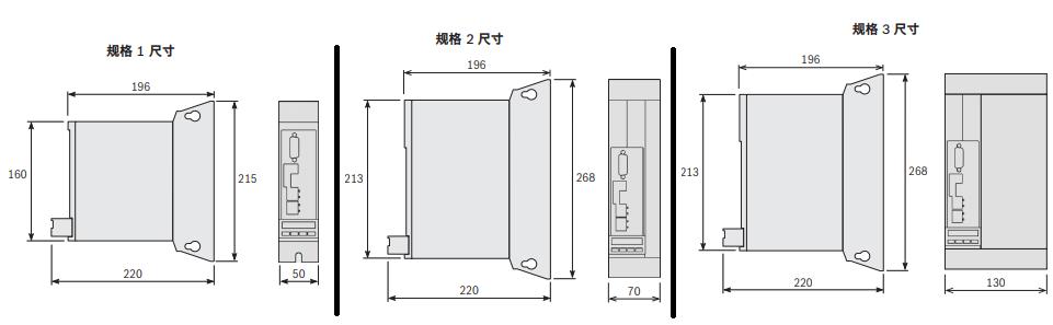 ACS1伺服驱动器(R911388141)力士乐产品系列(图5)